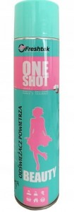 FRESHTEK  - Odswieżacz  ONE SHOT Beauty    600ML