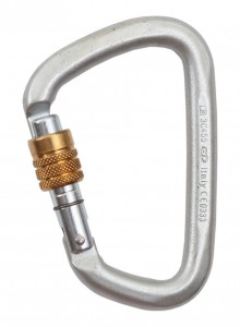 CLIMBING TECHNOLOGY - Karabinek Large Steel SG