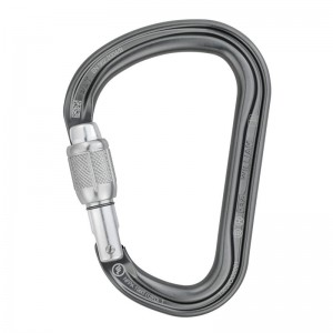 PETZL -  Karabinek  William  Screw-Lock
