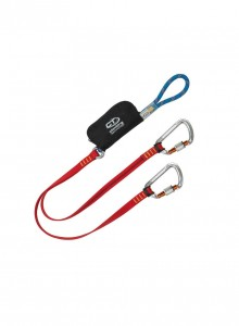 CLIMBING TECHNOLOGY  - Lonża Classic-K SET